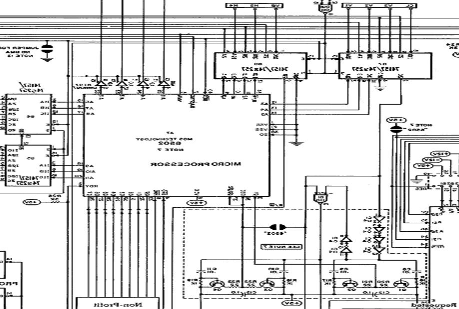 apple  schematic  the wiring diagram, schematic